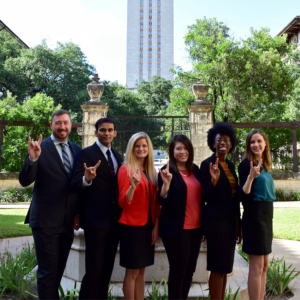 Light the Tower: Pharmacy Students Win National Title