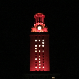 Orange Tower Welcomes New Students