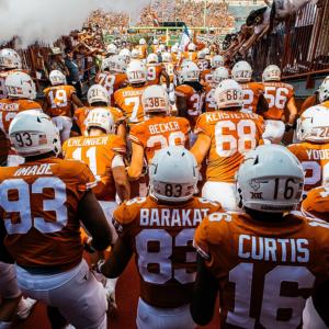 Light the Tower: Texas Football Wins 56-0