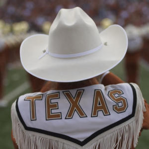 Light the Tower: Texas Football Wins, 38-7