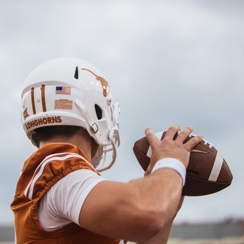 Light The Tower: Texas Football Wins, 40-34