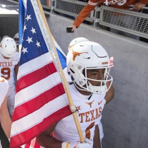 Light the Tower: Texas Football Wins, 42-27