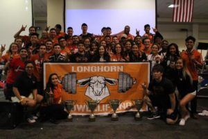 Longhorn Powerlifting Team Wins National Title
