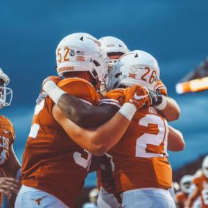 Light the Tower: Texas Football Wins, 28-21