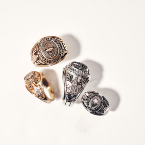 Four UT class rings